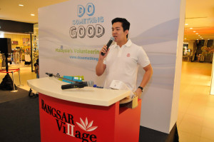 Do Something Good launches into cyberspace