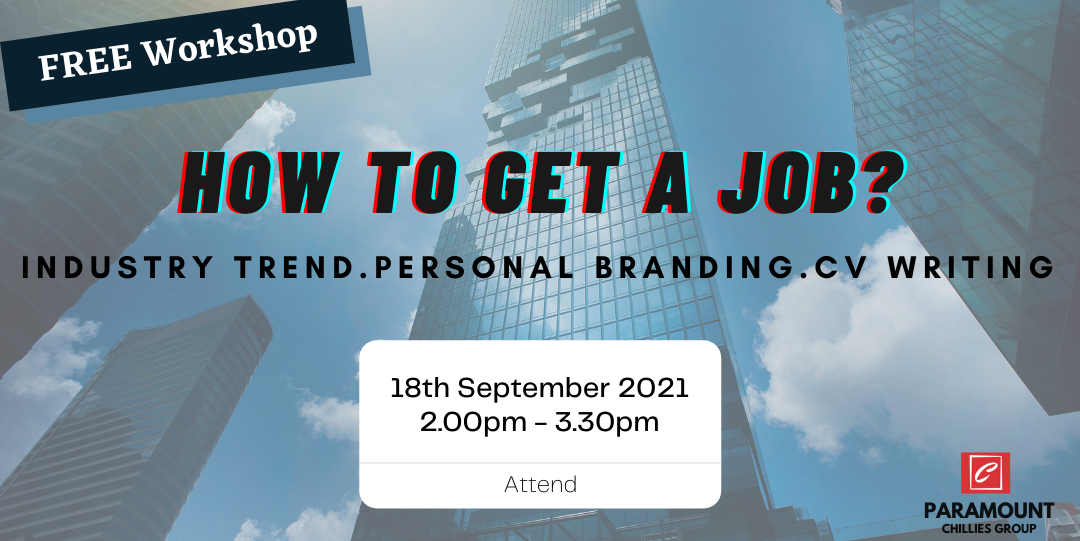 FREE Online Workshop: How to Get A Job